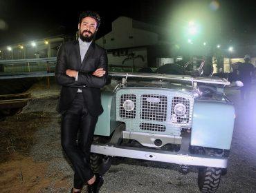Land Rover comemora 70 anos com festão e presença de Cauã Reymond