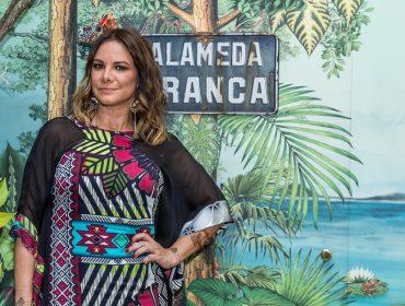 Adriana Barra e Renato Calixto receberam convidados para a abertura do Factório Quintal