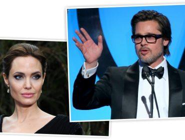 Agora é oficial: Angelina Jolie e Brad Pitt estão divorciados e quem levou a melhor na disputa épica foi o ator