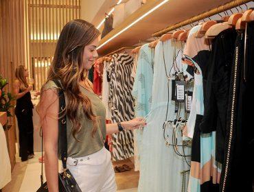 Vix recebeu lulus no Shopping Iguatemi para apresentar novidades de verão