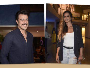 Olha eles! Joaquim Lopes e Marcella Fogaça formam o novo casal do pedaço