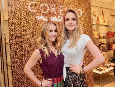 """Carla e Gabriela Silvarolli armam cocktail de lançamento da coleção """"New Safari"""""""