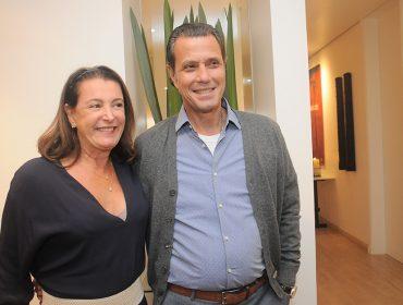 O jantar chez Cristina e Manoel Rebello em torno de Rosana Paulino