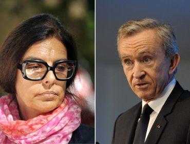 Dia de cão na bolsa faz homem e mulher mais ricos do França perderem bilhões em horas. Aos números!
