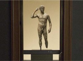Esquenta a briga entre poderosos da Itália e dos EUA por posse de estátua milenar