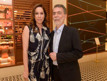 Inauguração de nova vitrine agita loja Hermès do shopping Iguatemi