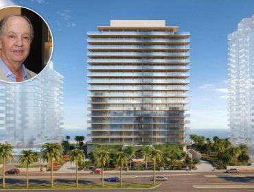Bilionário brasileiro pega carona no hype em torno da Art Basel Miami para vender apês de luxo