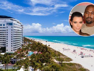 Kim Kardashian e Kanye West compram apartamento de R$ 54,5 milhões em Miami
