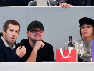 DiCaprio e Camila Morrone estão em Paris e imprensa francesa especula se vem mais um noivado estrelado aí…