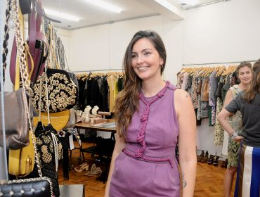 Maria Cortez e Carolina Holzer inauguram o espaço Mad Vintage