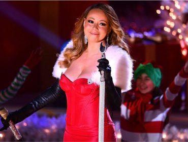 Lançado há 24 anos, hit natalino de Mariah Carey bateu recorde no Spotify na última segunda-feira