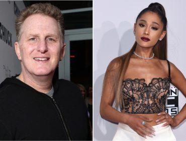 """Ator de """"Friends"""" é detonado nas redes sociais por críticas à aparência de Ariana Grande"""