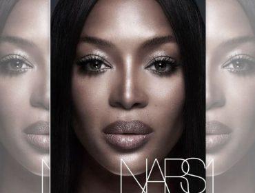Finalmente: aos 48 anos, Naomi Campbell vai estrelar sua primeira campanha de cosméticos