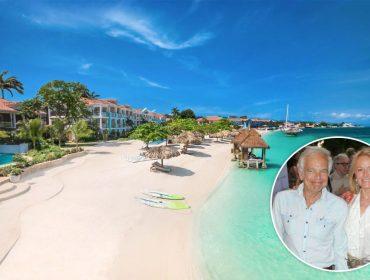Congestionamento de jatinhos indica que certa praia jamaicana é nova eleita dos ricos e famosos neste verão