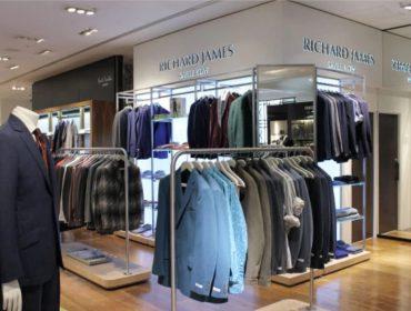 Alfaiate favorito do príncipe William e de David Beckham abre loja em Nova York