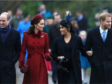 Chega de brigas! Rainha mandou Kate Middleton e Meghan Markle darem uma trégua no Natal