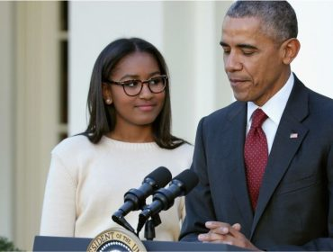 Caçula de Michelle e Barack Obama, Sasha vai estudar em uma das universidades mais famosas dos EUA em 2019