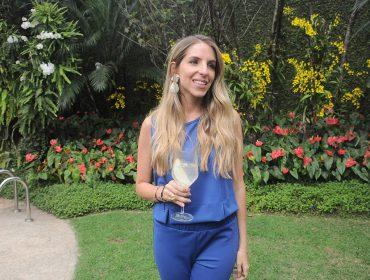 Stella Jacintho  recebe amigos em edição da Les Amis da Grey Goose Brasil