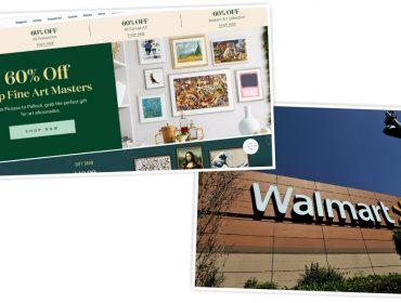 Maior e mais popular rede varejista do mundo, Walmart compra e-commerce de obras de arte