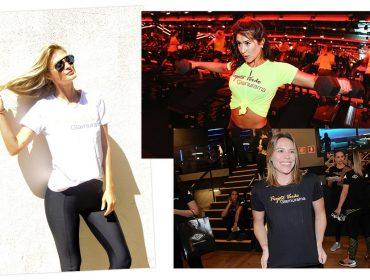 Lycra entrou em ação e criou os uniformes do Projeto Verão Glamurama. Puro charme!