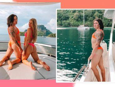 Em férias na Tailândia, Luísa Sonza e Whindersson Nunes posam juntos… de biquíni!