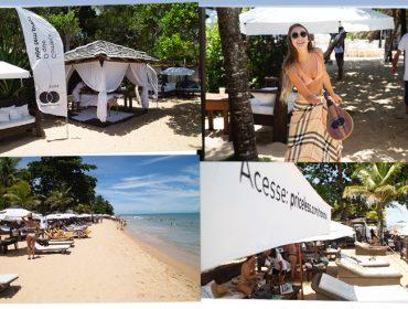 Glamurama foi conhecer o point da vez em Trancoso: o beach lounge Mastercard