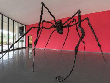 """Icônica obra """"Spider"""" de Louise Bourgeois deixa o MAM após 20 anos. O destino?"""