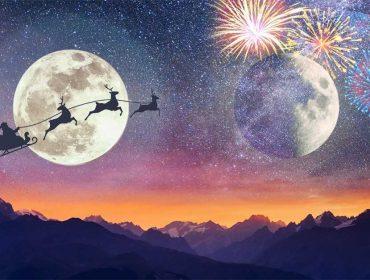 Astros prometem Natal pacífico e amistoso e Réveillon com pedidos para que 2018 acabe completamente