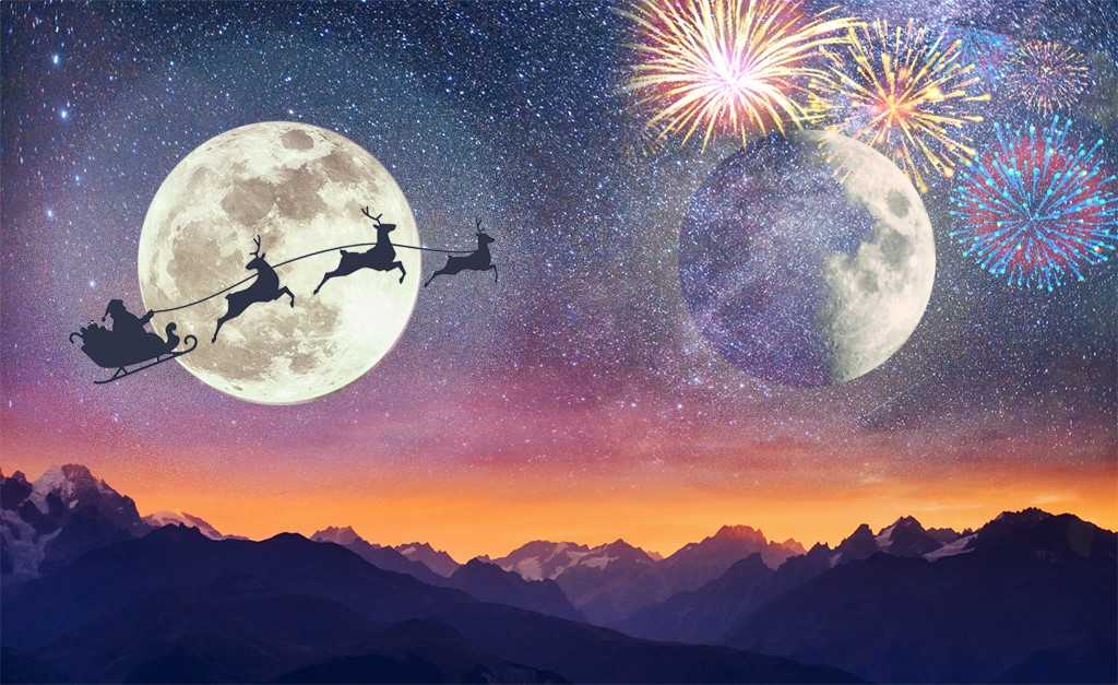 b91717fd1 Astros prometem Natal pacífico e amistoso e Réveillon com pedidos ...