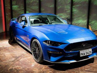 Ford Mustang fecha 2018 como o carro mais premiado no Brasil. Aos detalhes!