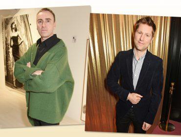 Raf Simons deve deixar Calvin Klein e a marca já está de olho em outro nome de peso para substituí-lo