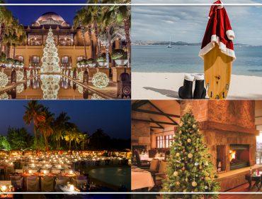 Cinco resorts de ultra-luxo para curtir experiências diferenciadas no Natal e Ano Novo