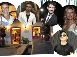 Pato, Rebeca Abravanel, Claudia Raia, Paolla Oliveira, Mari Ximenes… Glamurama entrega quem está fervendo em Trancoso