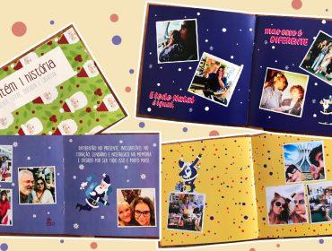 """Álbum de fotos é o que tem de mais """"in"""" nos presentes de Natal. Siga a dica, glamurette"""