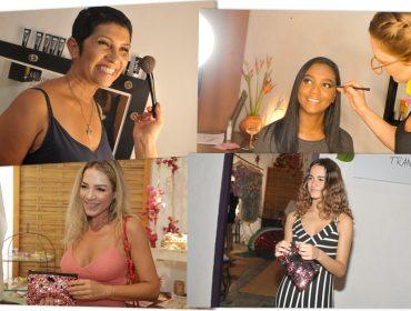 Avon desembarcou na Bahia com mimos mil para os glamurettes