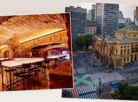 Após três anos de espera, Bar dos Arcos será inaugurado no Theatro Municipal