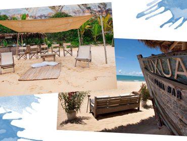 Glamurama entrega os melhores points de praia em Trancoso nesta temporada