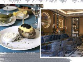 Um clássico de Paris, Caviar Kaspia ganha endereço definitivo em Londres