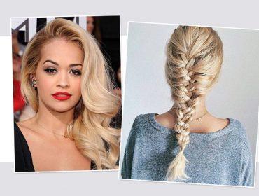 Aprenda dois penteadosperfeitos para festas final de anocom o hair spray Karina