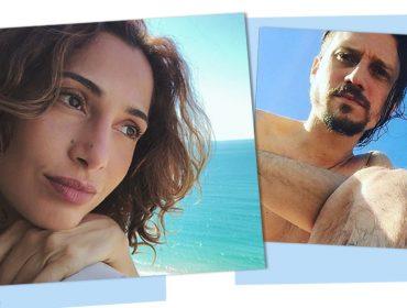 Camila Pitanga termina namoro com músico e passa Réveillon com amigos em João Pessoa
