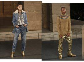 """Primeiro desfile """"fur free"""" da Chanel tem couro vegano feito com a fibra do abacaxi"""