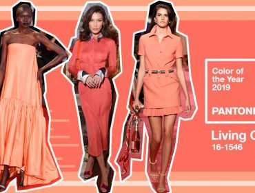 Cor de 2019, Living Coral promete injetar ótimas doses de sofisticação natural à moda