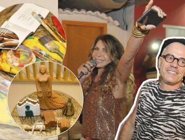 Casa Mastercard Black faz seu début em Trancoso com pocket show de Elba Ramalho