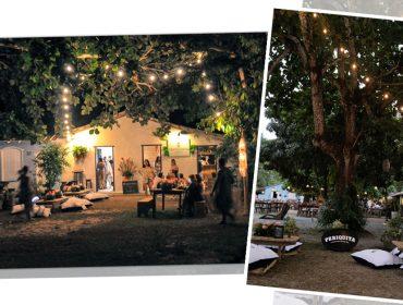 Espaço do Vinho Periquita está dando um charme a mais na Casa Glamurama Trancoso