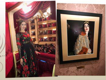 Iara Jereissati é fotografada para livro exclusivo da Dolce & Gabbana… Confira!