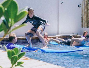 Salvador já entra no clima do verão com a abertura de complexo de surf
