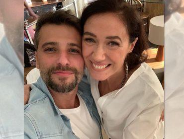 """Lilia Cabral usa redes sociais para se declarar a Bruno Gagliasso, seu filho em """"O Sétimo Guardião"""""""