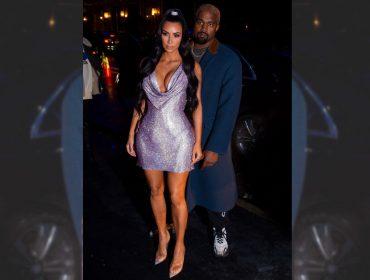 Casal Kim Kardashian e Kanye West volta à cena depois de um tempo longe dos holofotes