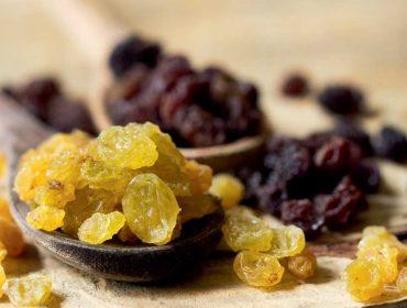 Duas receitas com uva passa, o ingrediente mais polêmico da ceia de Natal