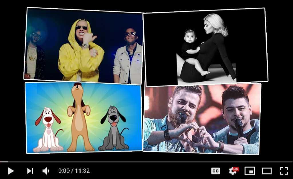 a7c1219299b De Kylie Jenner ao sertanejo universitário  Os vídeos mais ...